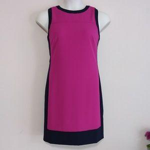 Lauren Ralph Lauren Color Block Sheath Dress